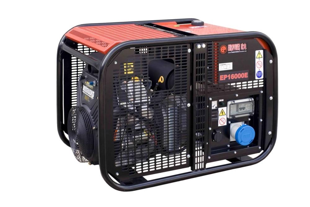Генератор бензиновый Europower EP 16000 E в Гаврилов-Яме