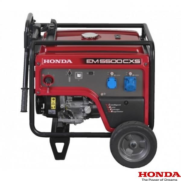Honda EM5500 CXS 1 в Гаврилов-Яме